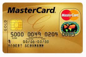 Carta di credito Mastercard
